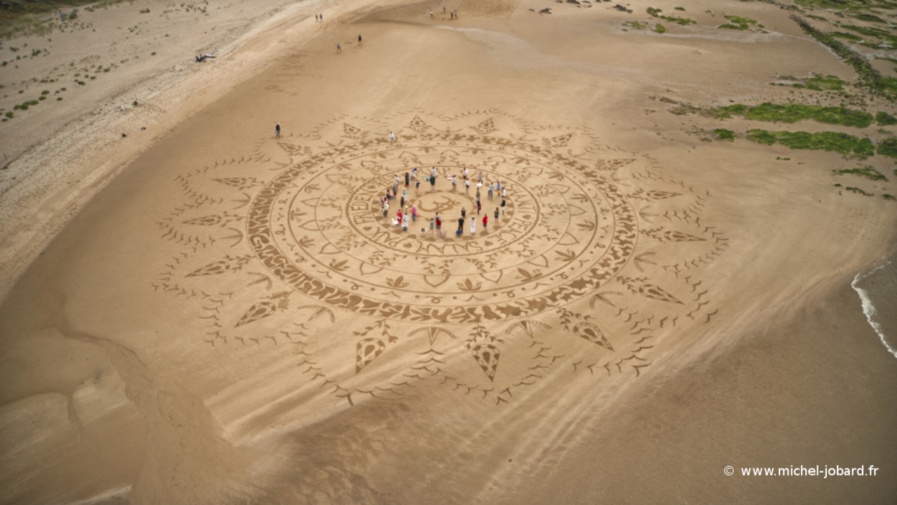 Mandala de la Paix 346