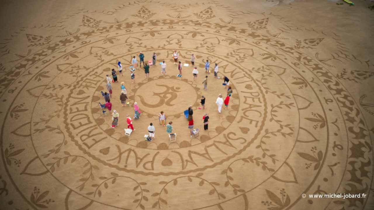 Mandala de la Paix 351