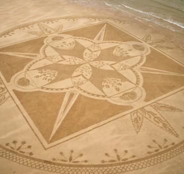 Mandala du Partage 450