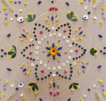Mandala de printemps 03 P1110506