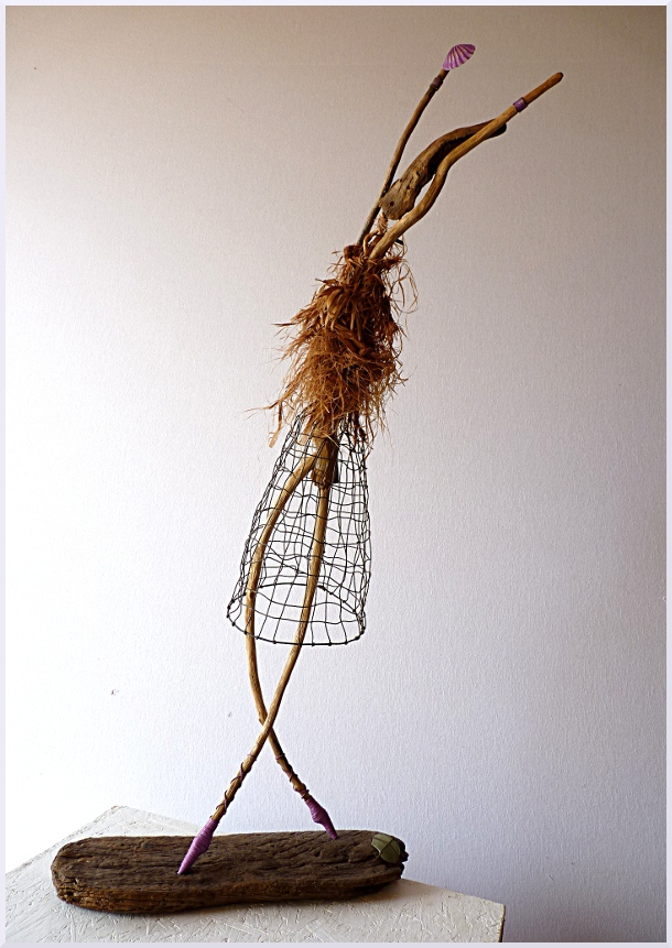 Sculpture Froufrou