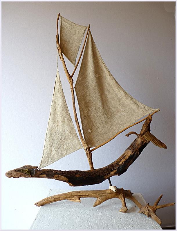 Sculpture Le dragon, Michel Jobard