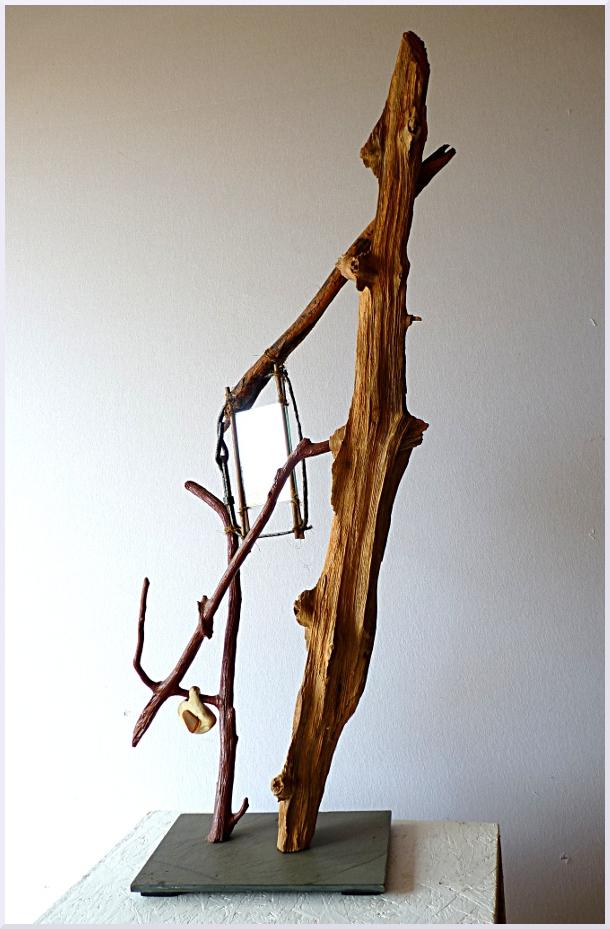 Sculpture Pise, Michel Jobard