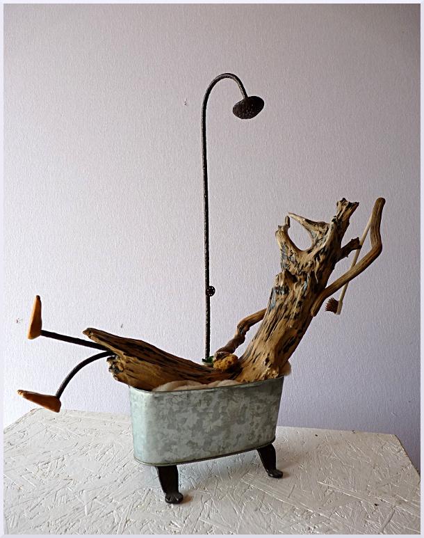 sculpture talasso