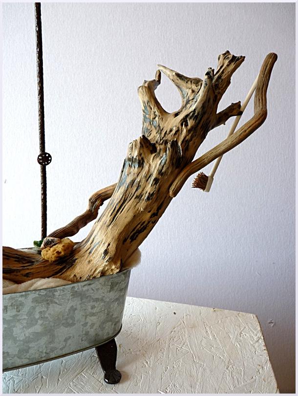 Sculpture Thalasso, Michel Jobard
