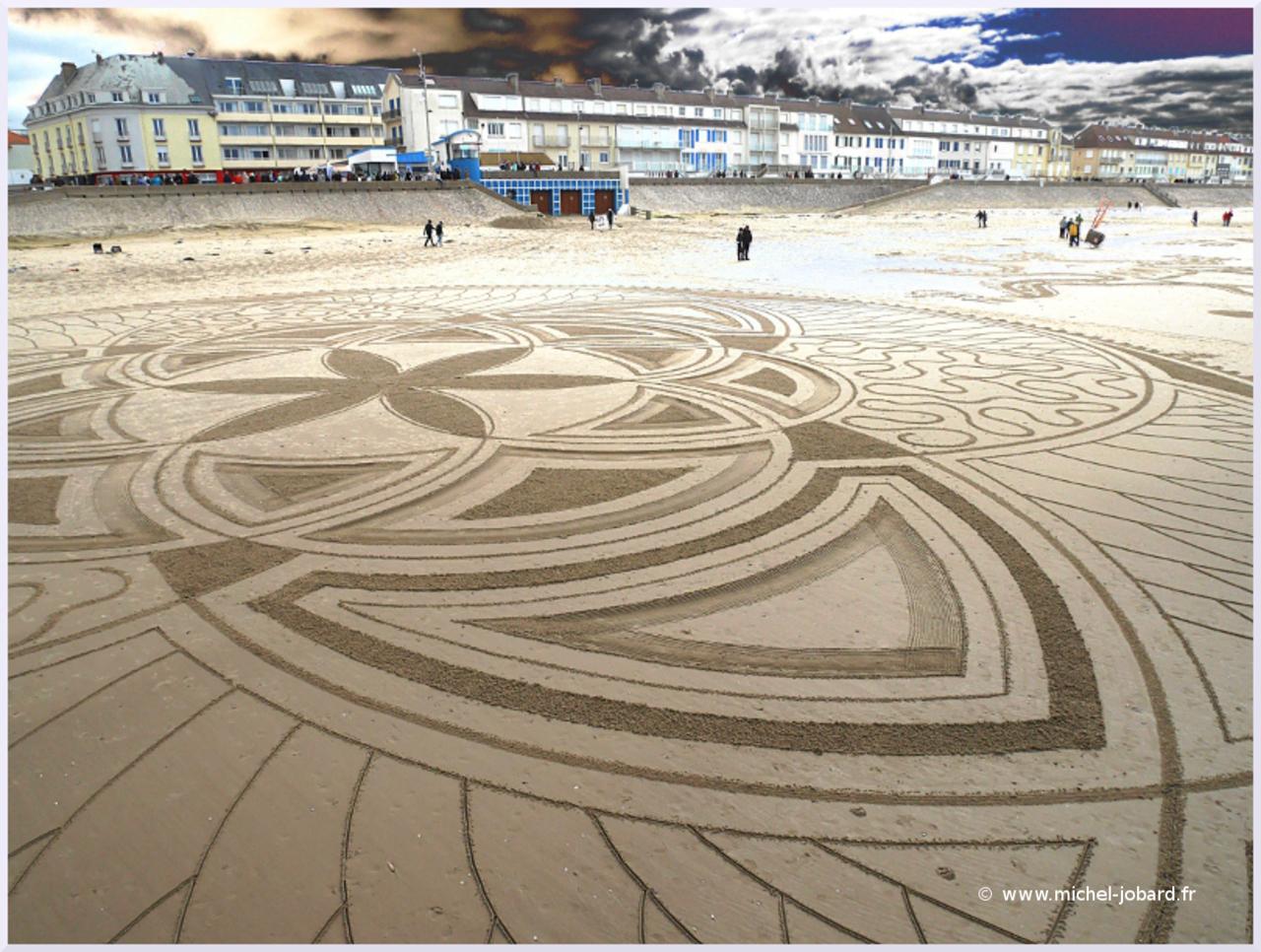 beach-art Fort-Mahon 02