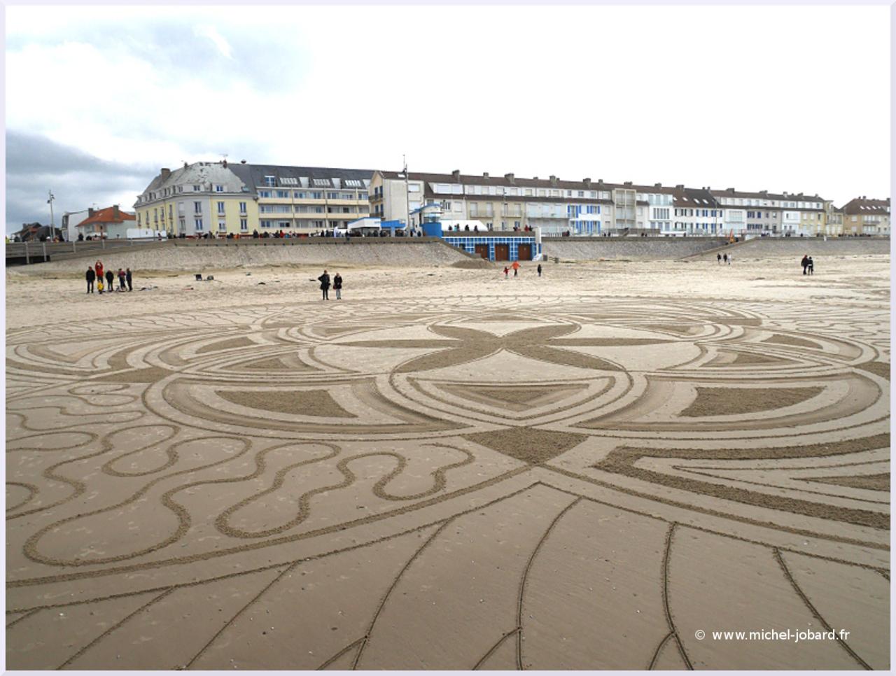 beach-art Fort-Mahon 03