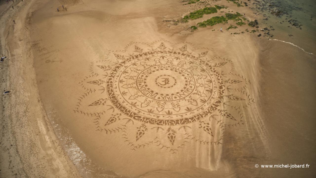 Mandala de la Paix 342