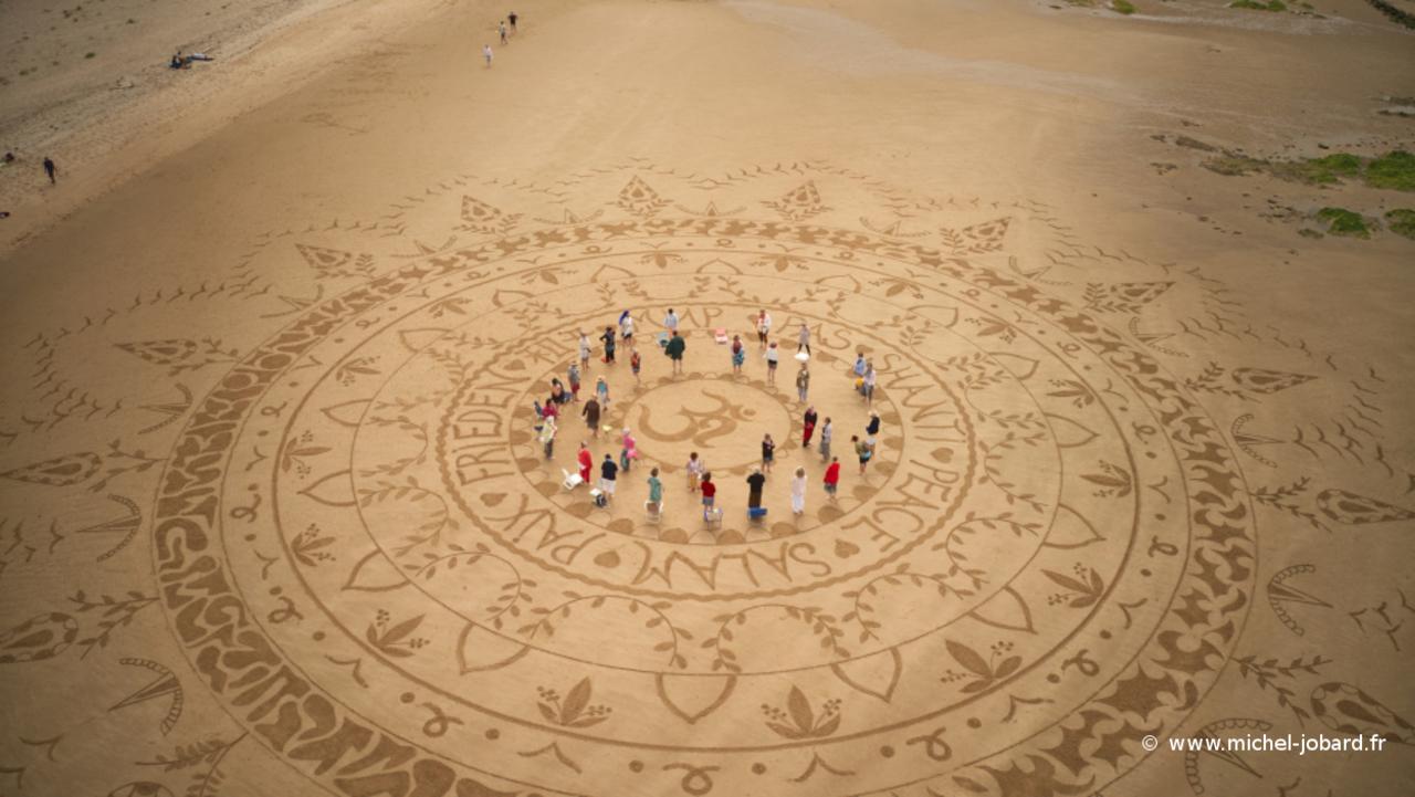 Mandala de la Paix 345