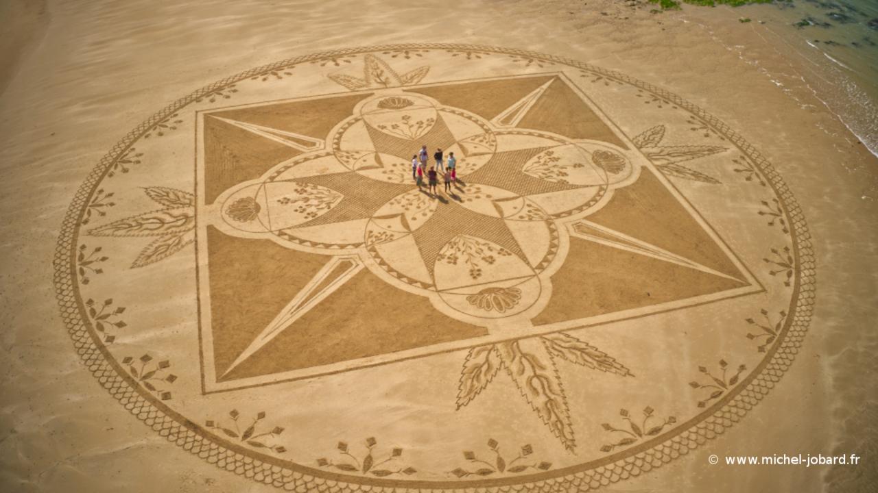 Mandala du Partage 424