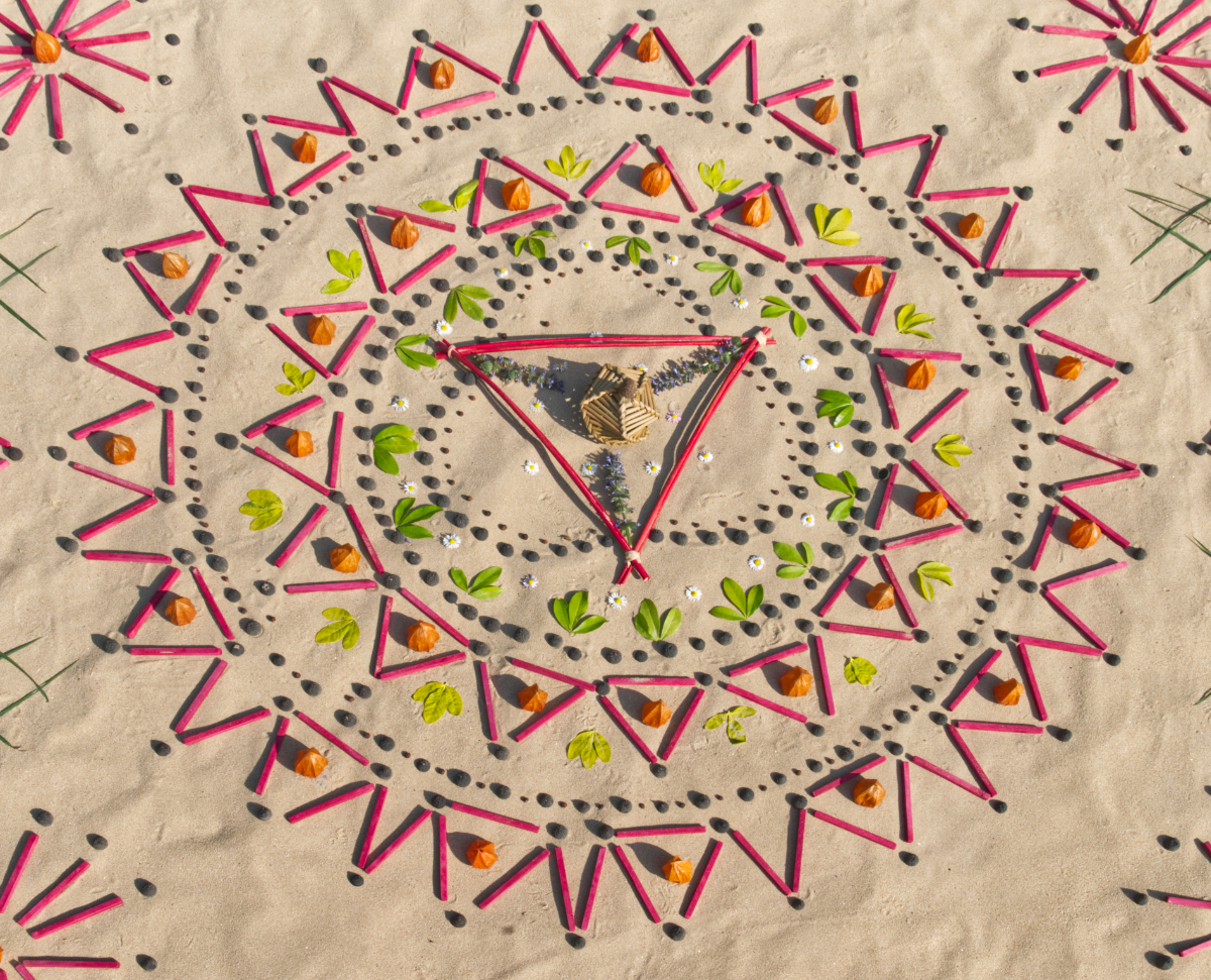 Mandala d'Amour P1110564